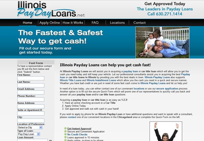 payday Loans Woodstock illinois - 3